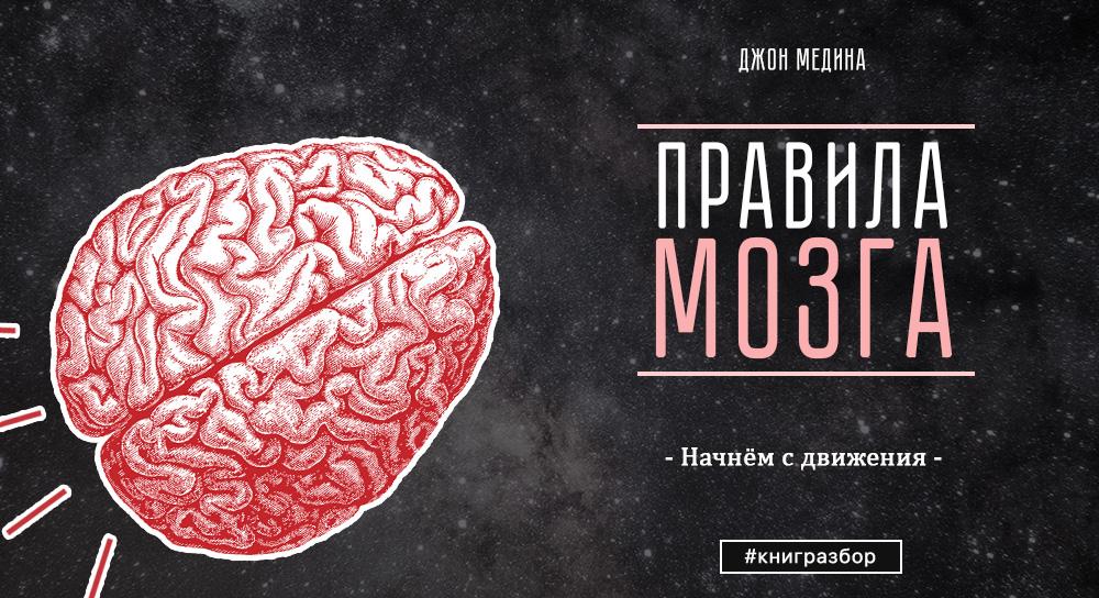 Джон Медина — Правила мозга