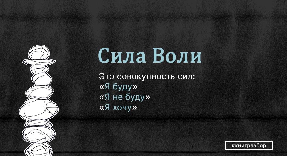 Келли Макгонигал — Сила воли. Состоит из.