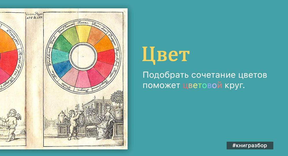 Робин Уильямс — Дизайн для недизайнеров. Цветовой круг.